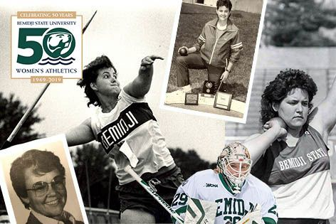 Bemidji State set to celebrate 50 years of women's athletics