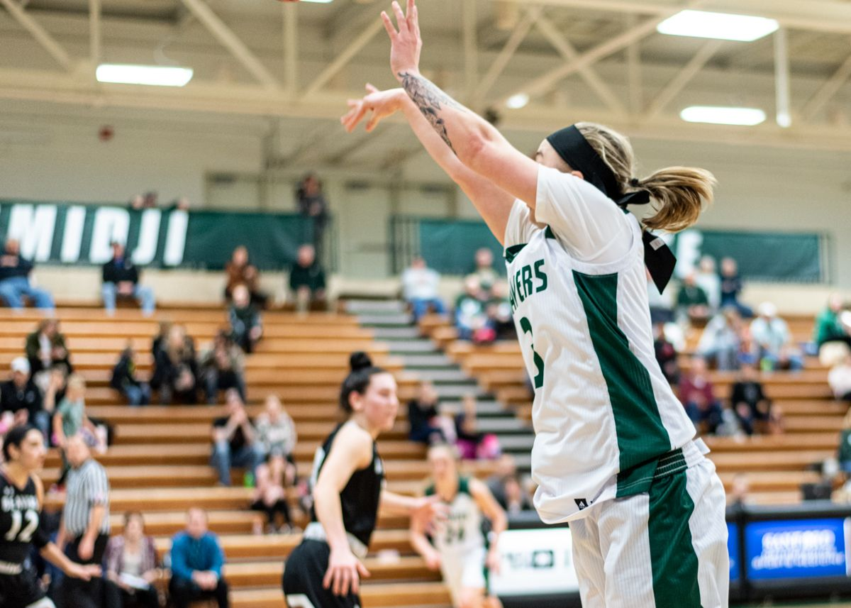 Women's Basketball closes out road schedule at UMary and Minot State