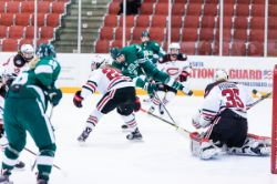 WHockey at SCSU - by Brent Cizek (2/5/16)