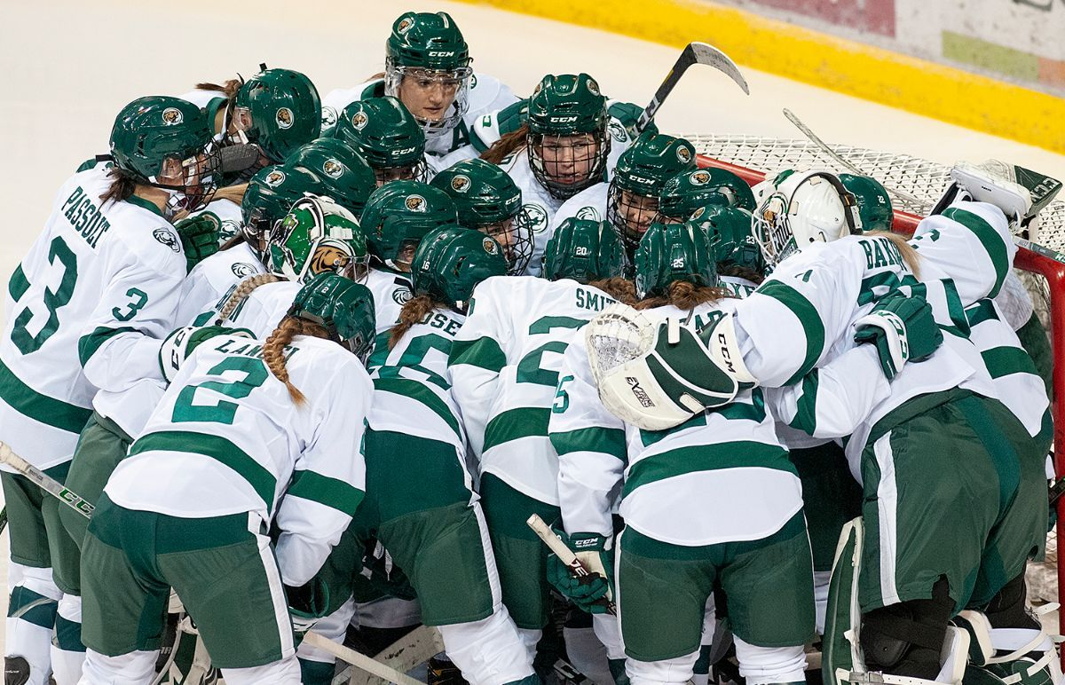 Beavers' penalty kill strong but No.1 Badgers earn series sweep