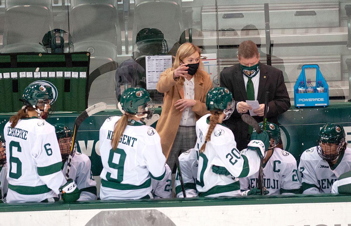 Bemidji State Women's Hockey voted to finish sixth by league coaches