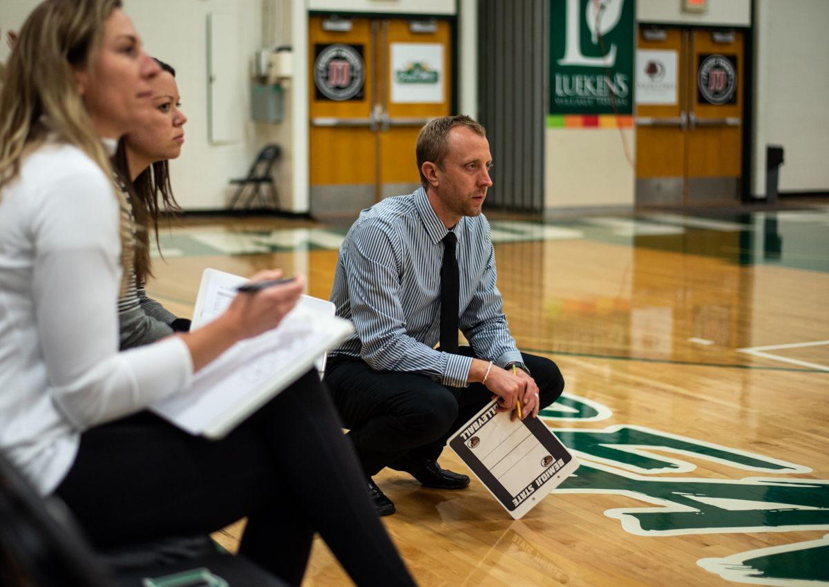 Bemidji State Volleyball inks four during early signing period