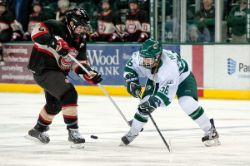 WHockey vs. St. Cloud State (10/12/12)