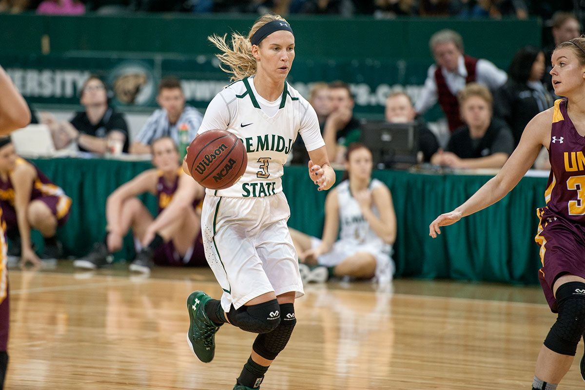 Final three quarters lead to 82-71 loss for Beavers