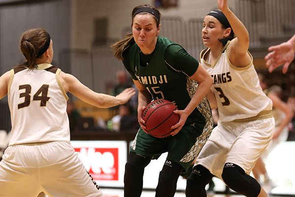 Cougars too much for Beavers in NSIC South road loss