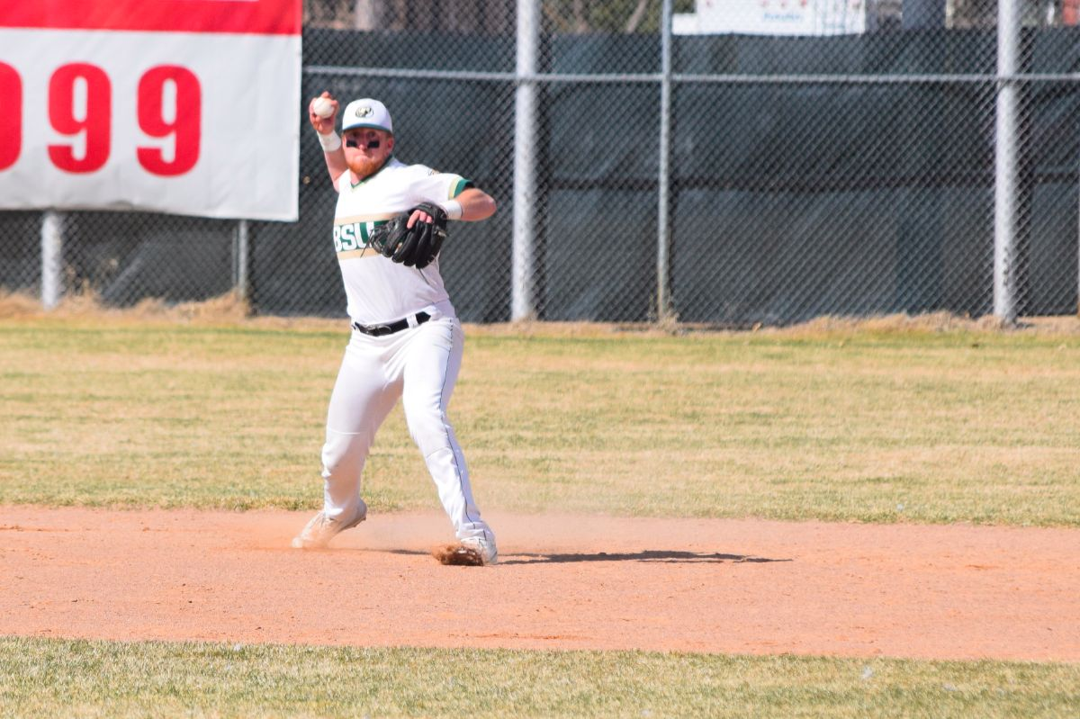 Eckman RBI single caps BSU's Thursday sweep over No. 25 St. Cloud State