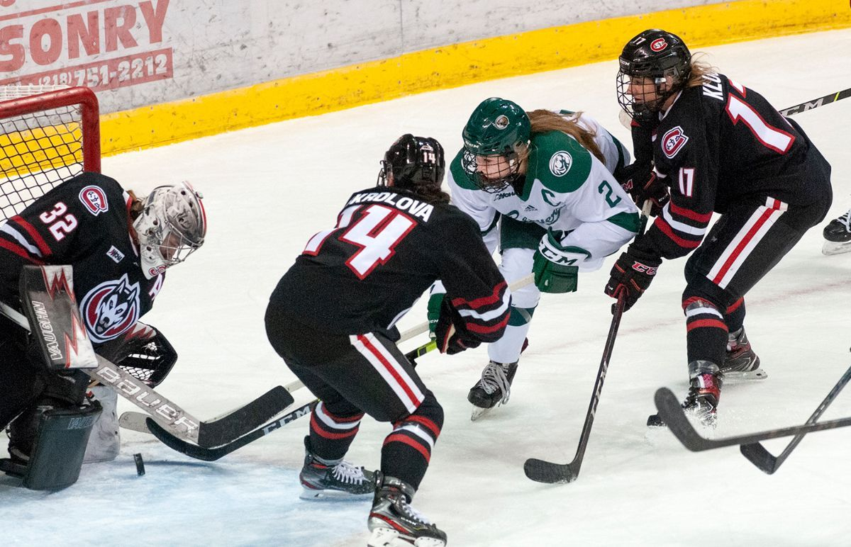 Beavers stymied in 3-1 loss to Huskies