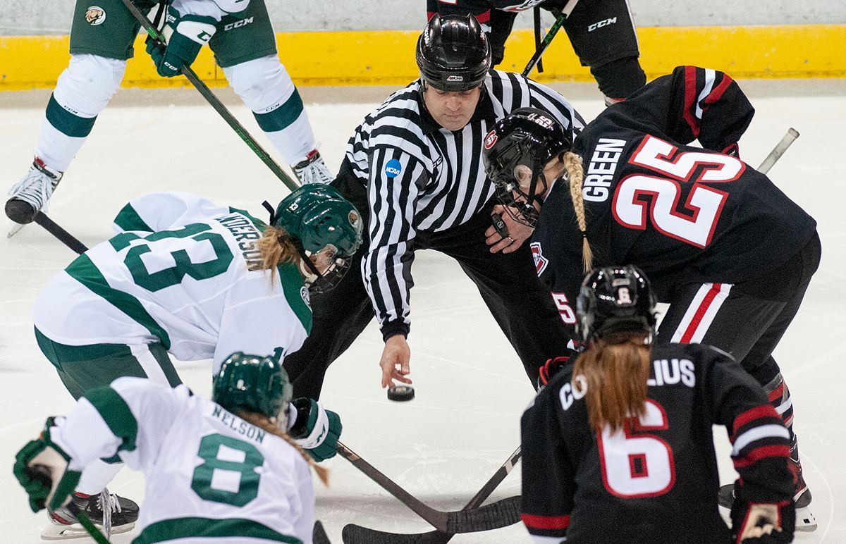 Women's Hockey announces Sept. 25 exhibition at St. Cloud State