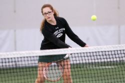 Tennis vs. Minnesota Crookston (2/7/16)