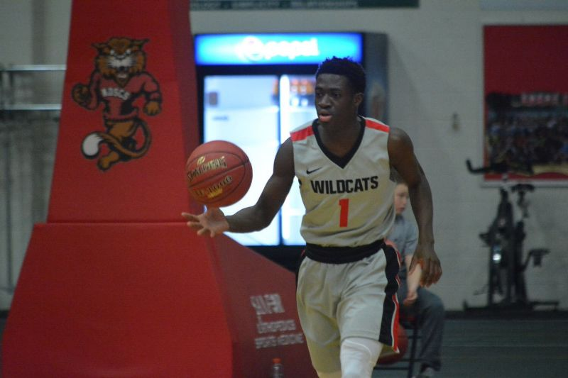 NDSCS guard Mohamed Kone to join Bemidji State Men's Basketball in 2020-21
