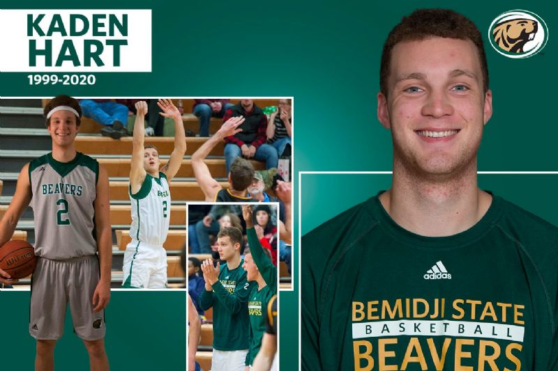 Bemidji State mourns the passing of Kaden Hart