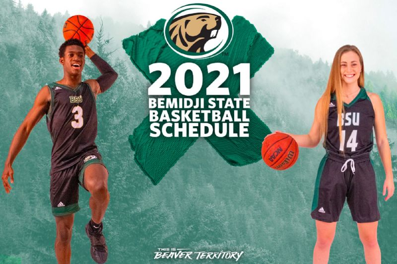 2021 Beaver Men's and Women's Basketball schedules released