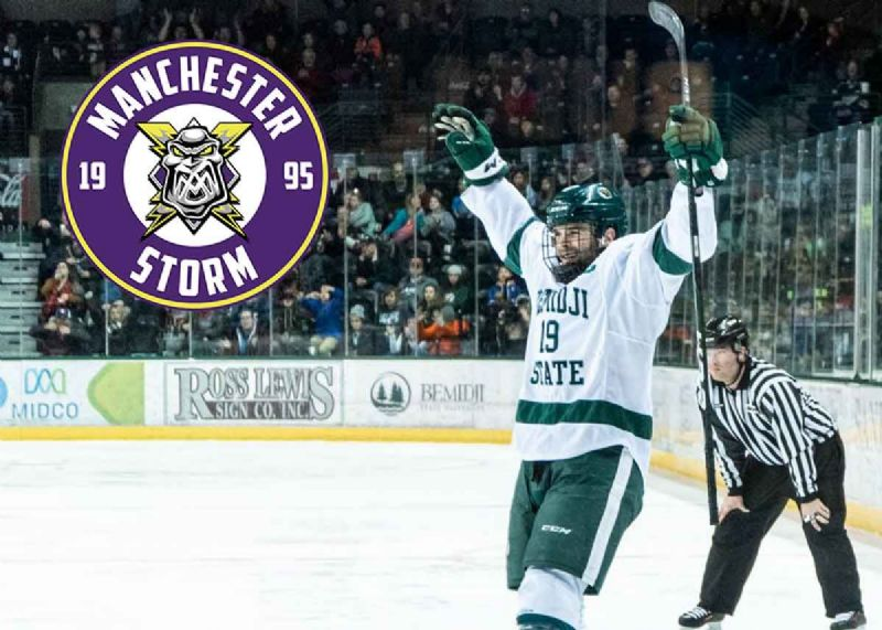 Former captain Adam Brady inks contract with Manchester