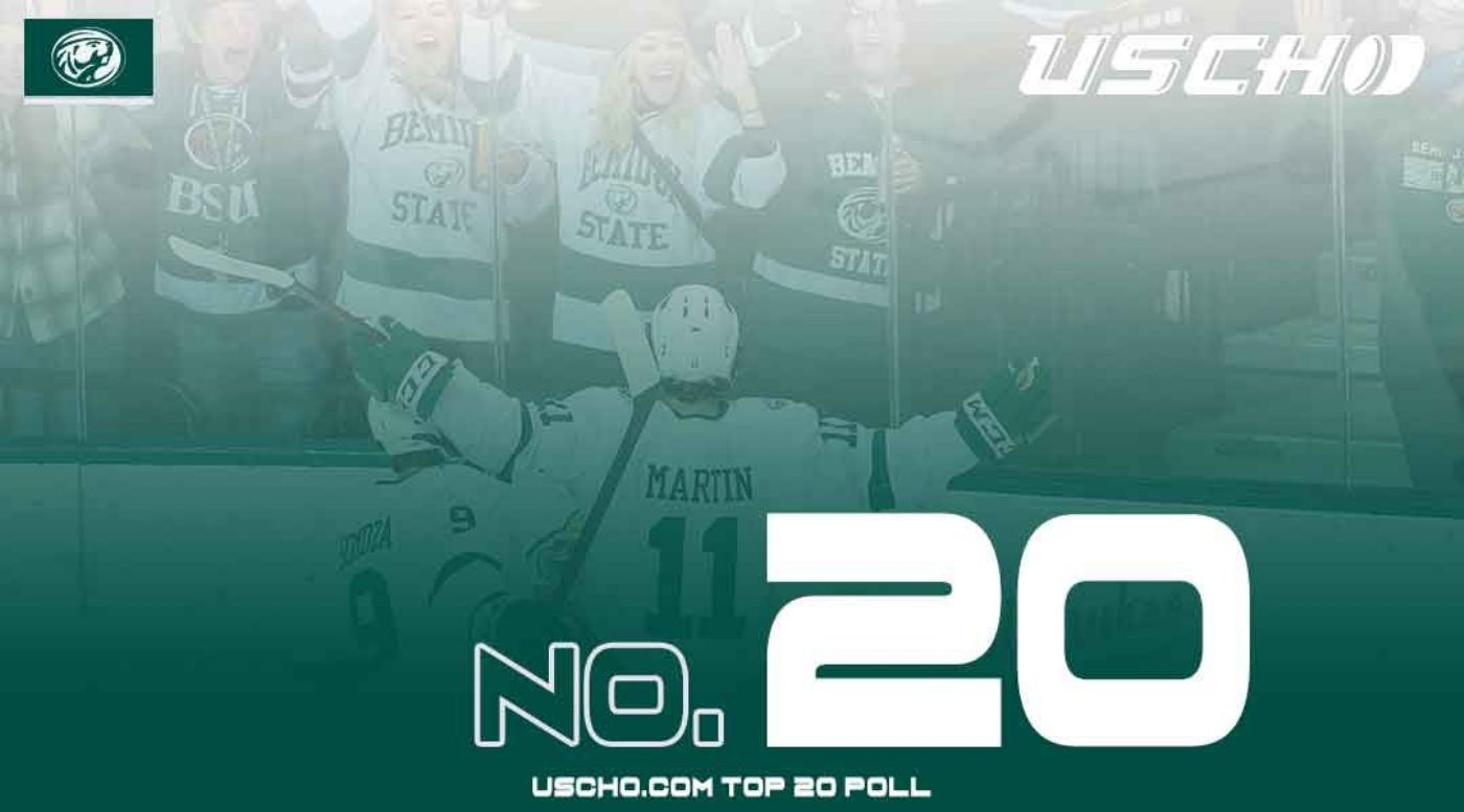 Bemidji State remains among nation's top 20 teams ahead of clash with UND