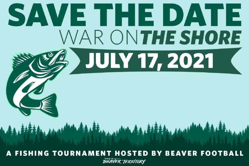 Registration open for BSU Football War on the Shore fishing tournament