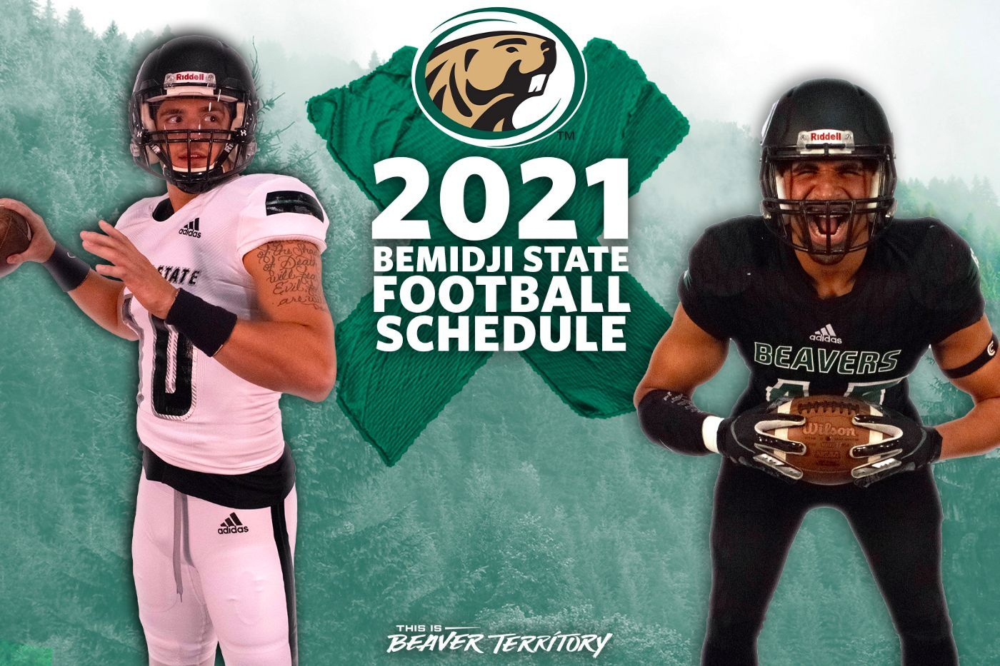 Bemidji State football returns to action Sept. 2 as 2021 schedule released