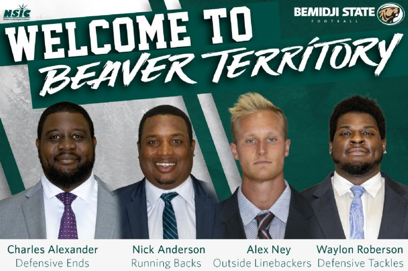 Beaver Football coaching staff rounded out with four additions