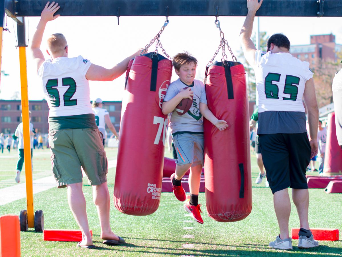 Beaver Football to hold Youth Clinic May 1 at Chet Anderson Stadium