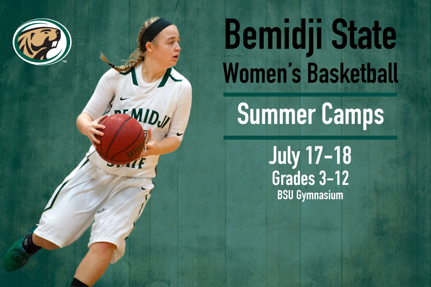 Women's Hoops summer camps now open for registration