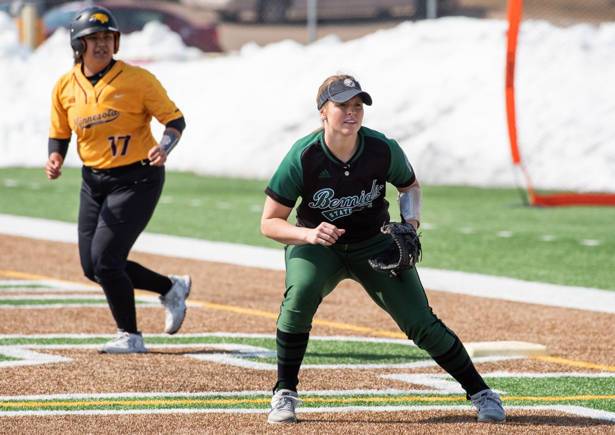 Bemidji State softball travels to Minot, N.D. for four games