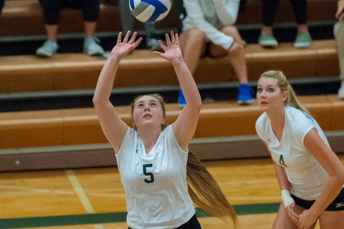 Bemidji State volleyball falls on the road at No. 14 Northern State
