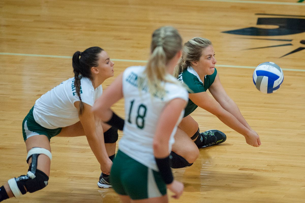 No. 2 Mustangs too much for Bemidji State