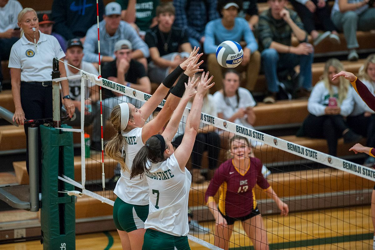 Beavers handed second NSIC loss of the season by Golden Eagles