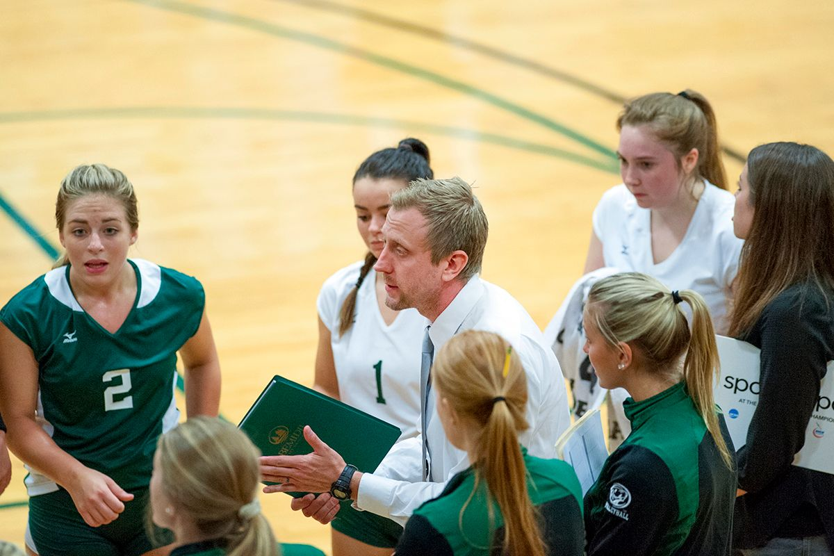 Bemidji State volleyball prepares for ranked opponents