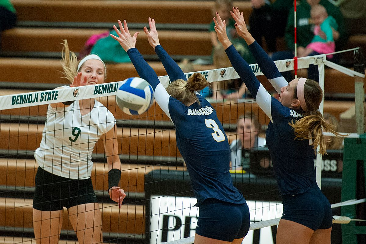 Yost becomes program's all-time career kills leader