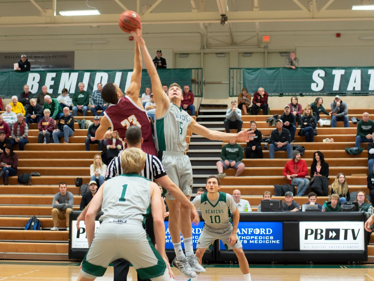 Early lead slips as Bemidji State trips up at Northern State