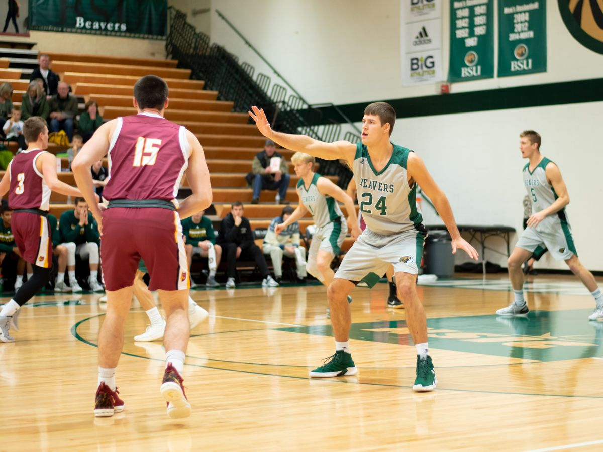 Tale of two halves decides Men's Basketball 87-59 loss to Winona State
