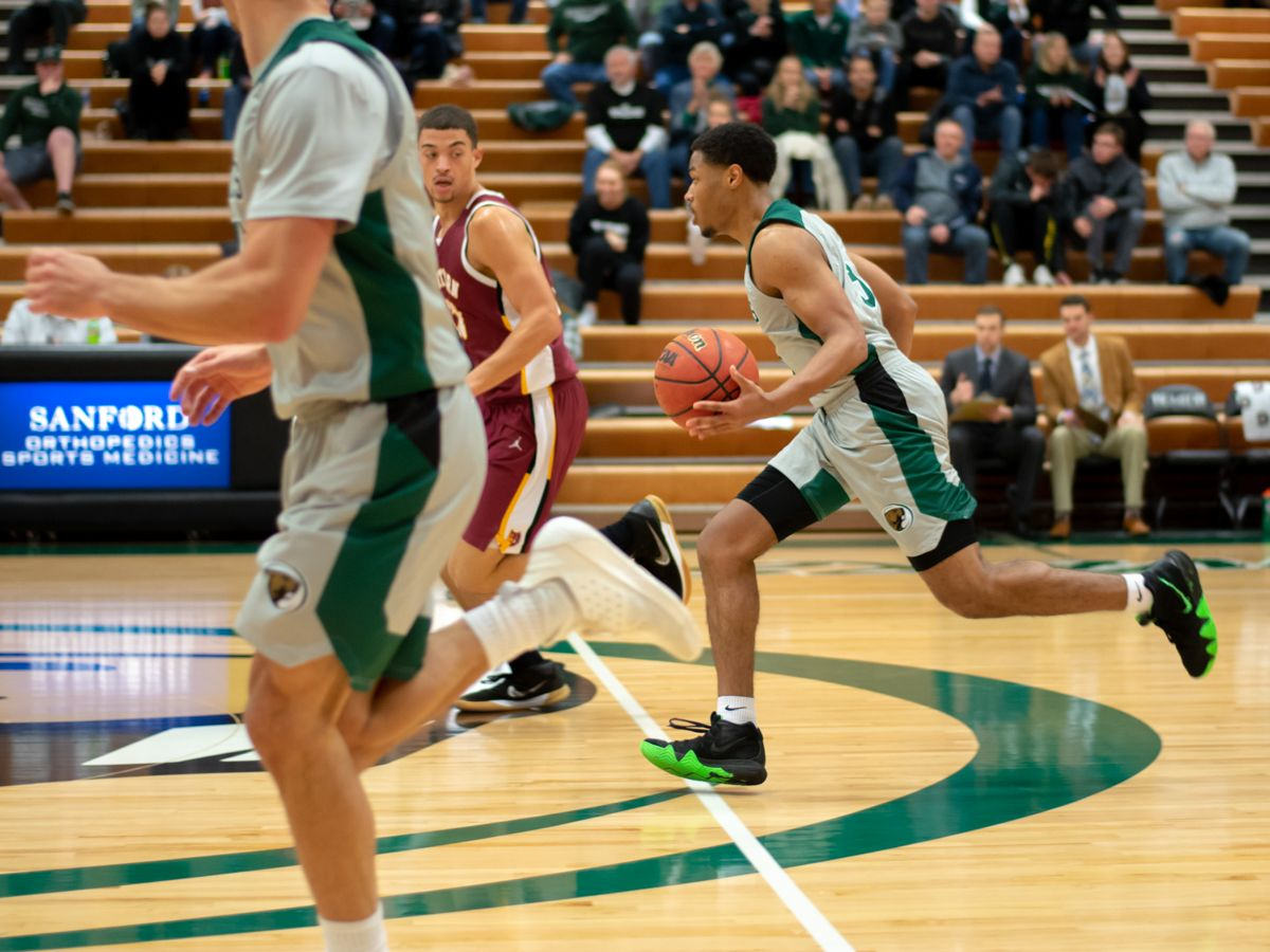 Men's Basketball rally comes just short in 81-73 loss at Northern State