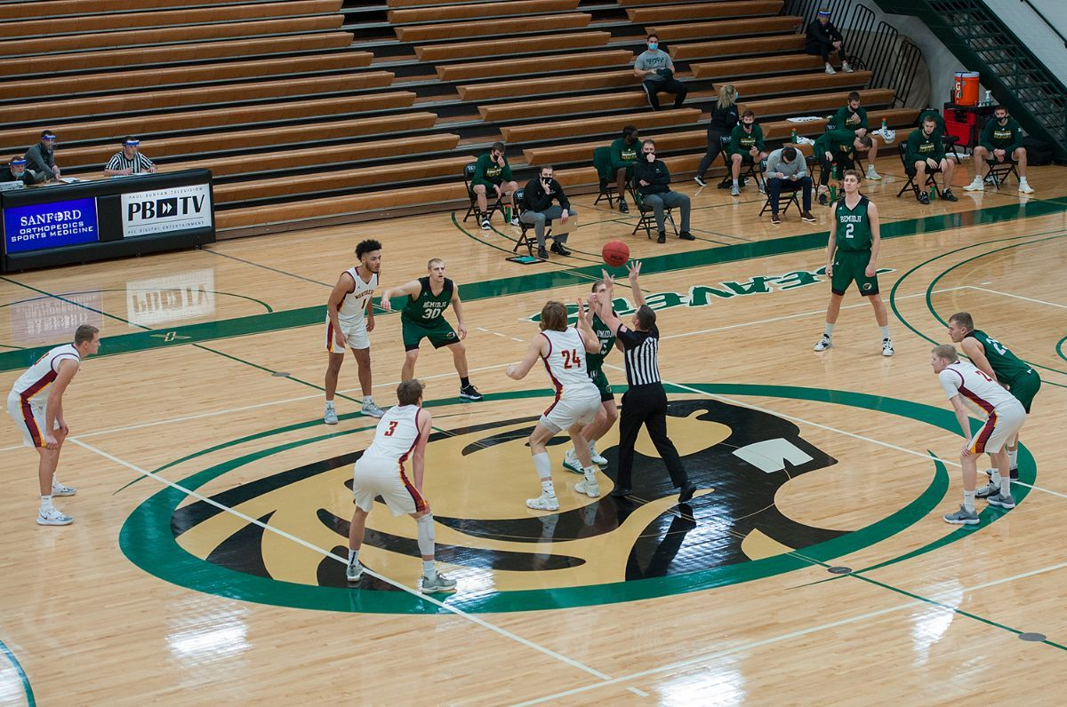 Beaver Men's Basketball 2021-22 schedule released by Mike Boschee