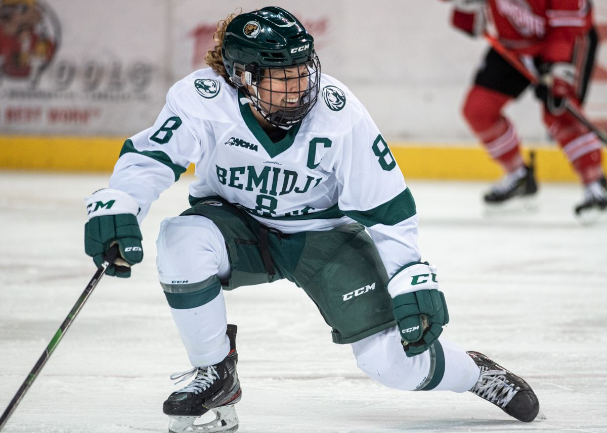 Radke's four-point effort leads Beavers to series sweep over Minnesota State