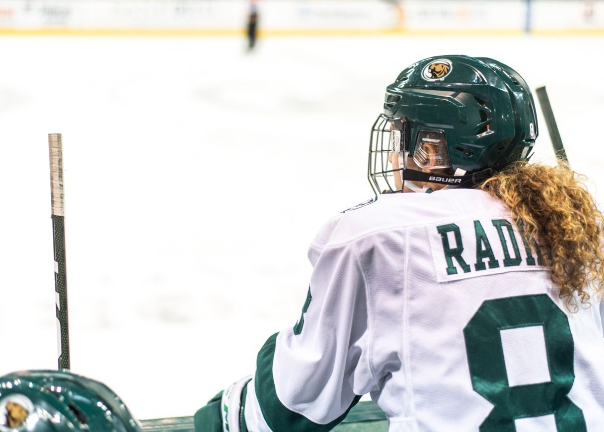 Radke ties game late to earn tie with No. 5 OSU; Buckeyes earn extra point in shootout