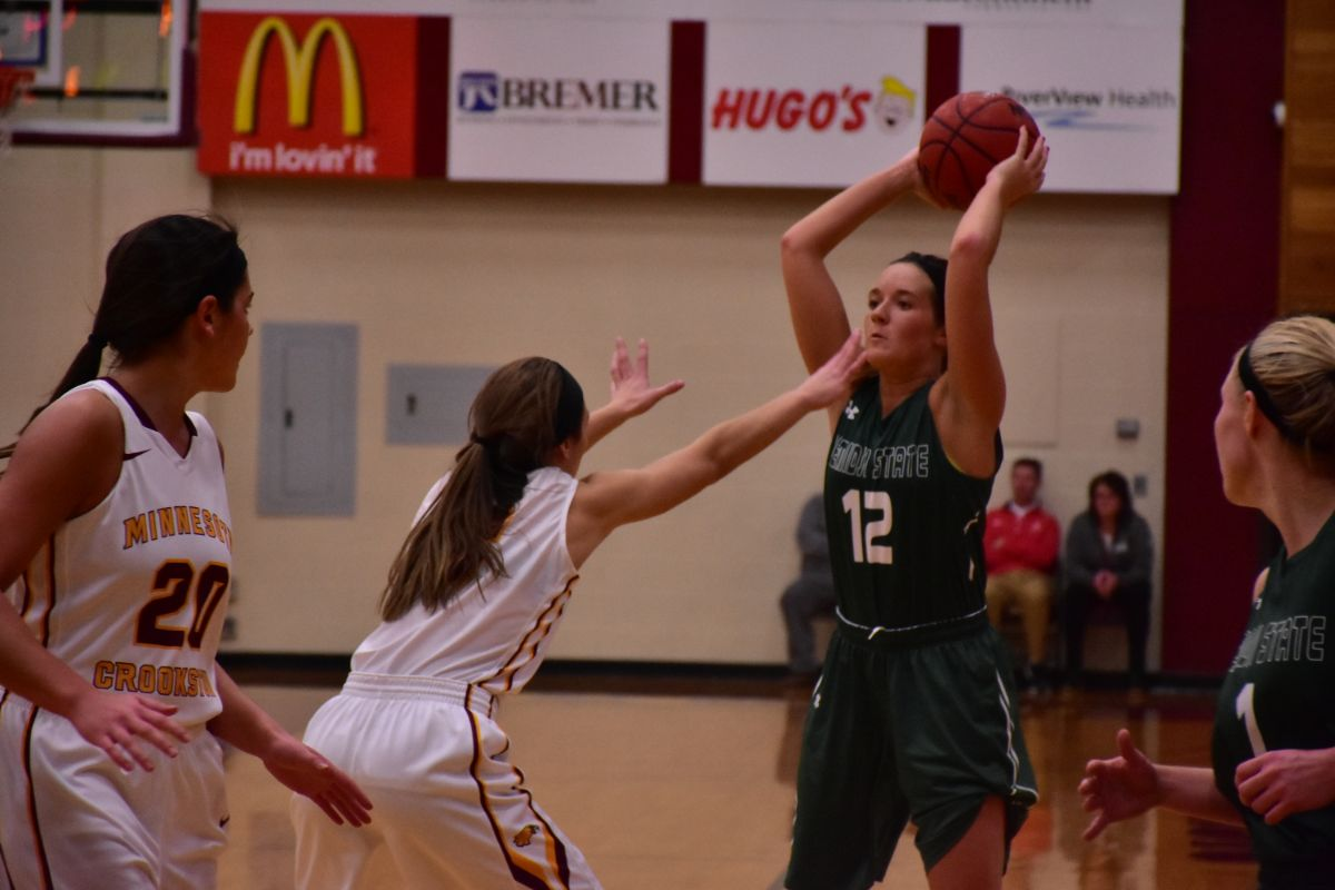 Third quarter dooms Beavers in 80-64 loss to Golden Eagles