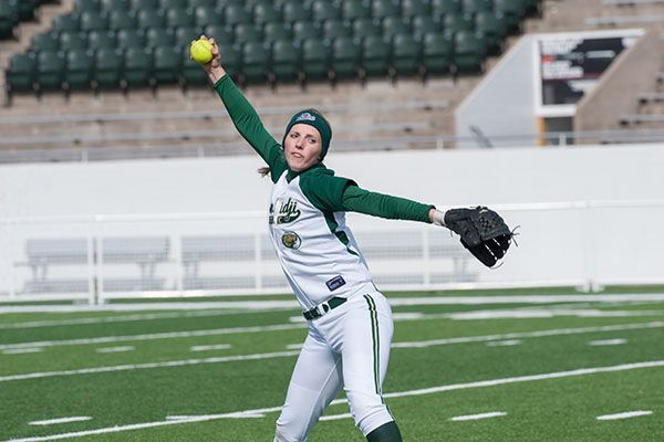 Yost records career-high 16 strikeouts as Beavers go undefeated