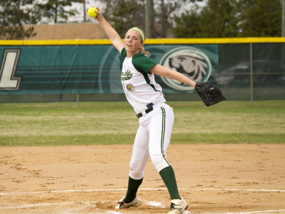 Yost named to All-NSIC Second Team