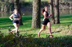Cross Country at Bob Waxlax Invite (10/19/18)