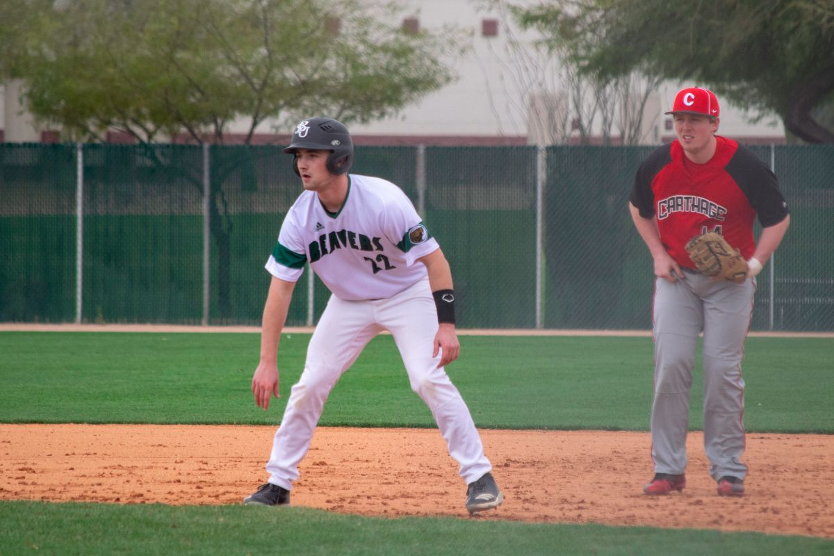 White accounts for two hits, RBI in Beavers loss to Vikings