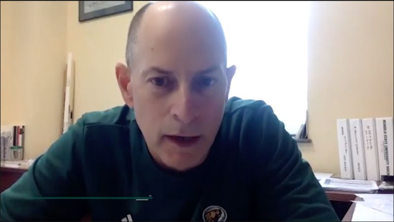 Serratore and Driscoll discuss the Beavers' season-opening series with Minnesota State
