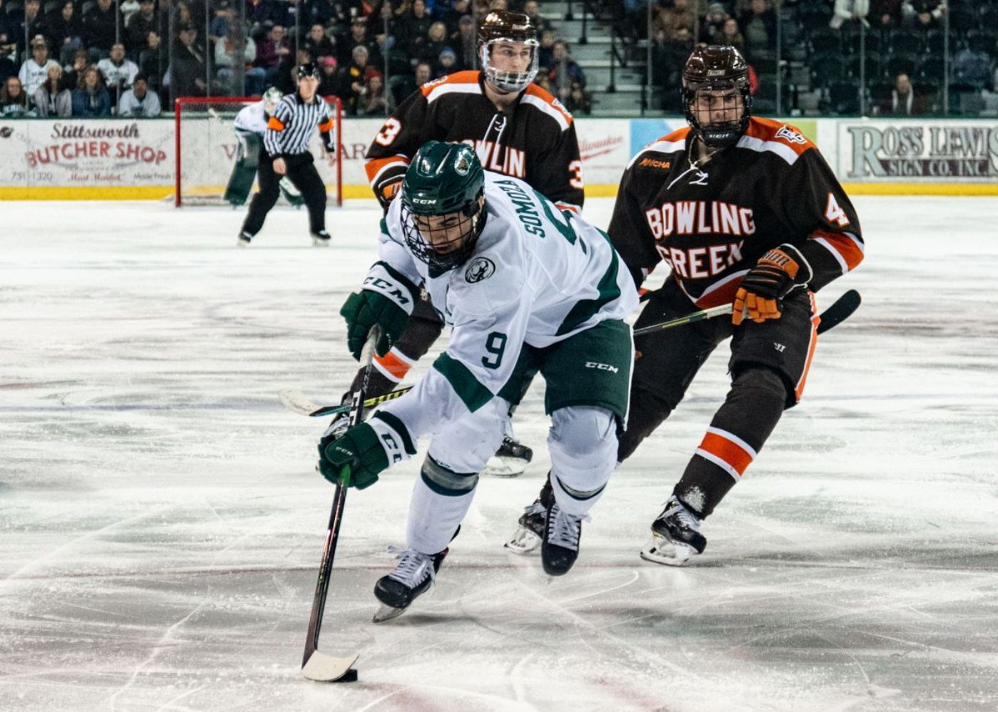 Beavers defeat No. 6 Bowling Green in overtime