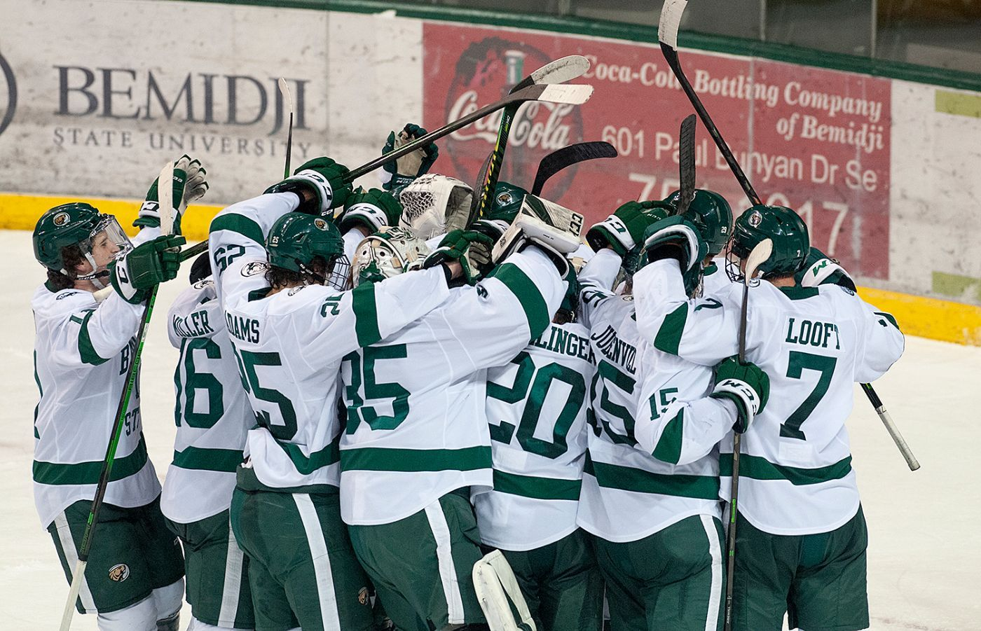 BSU completes sweep of No. 5 Bowling Green, 3-1