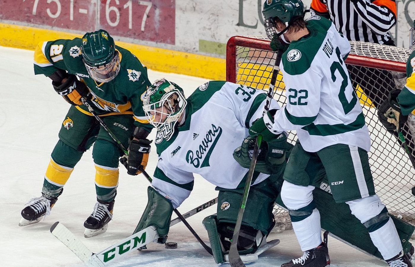 Four-goal third period lifts Northern Michigan to victory over Bemidji State