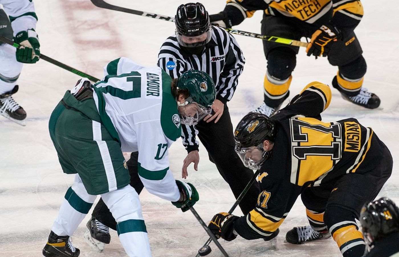 Bemidji State set for WCHA clash at Michigan Tech