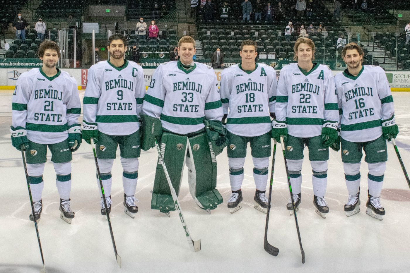 Driscoll posts Senior Day shutout to lead BSU to 4-0 win over Alabama-Huntsville
