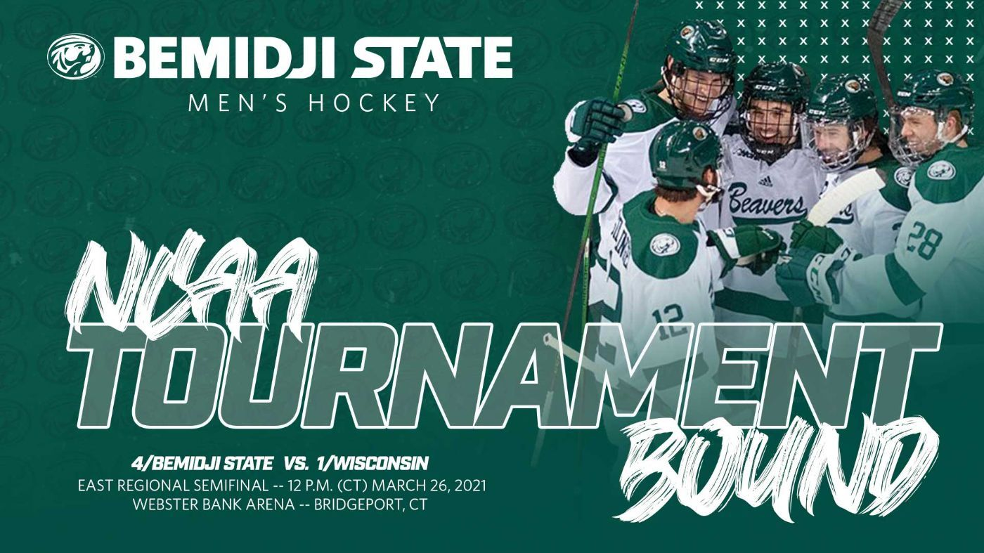 Bemidji State punches ticket to NCAA Tournament as East Region's No. 4 Seed