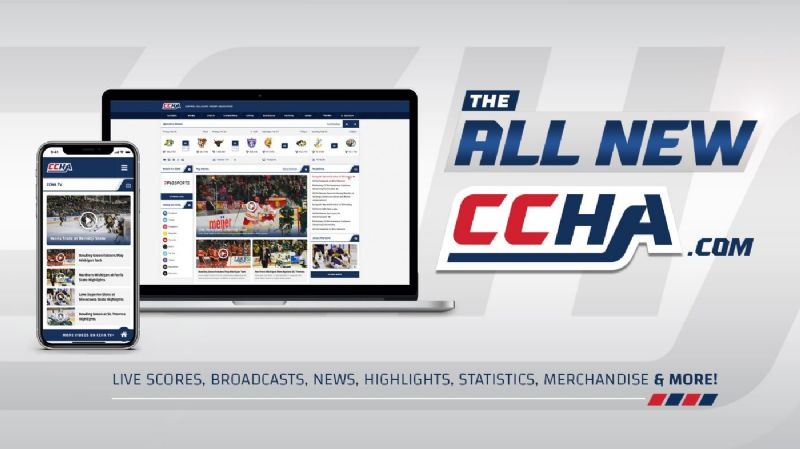 CCHA launches new online home