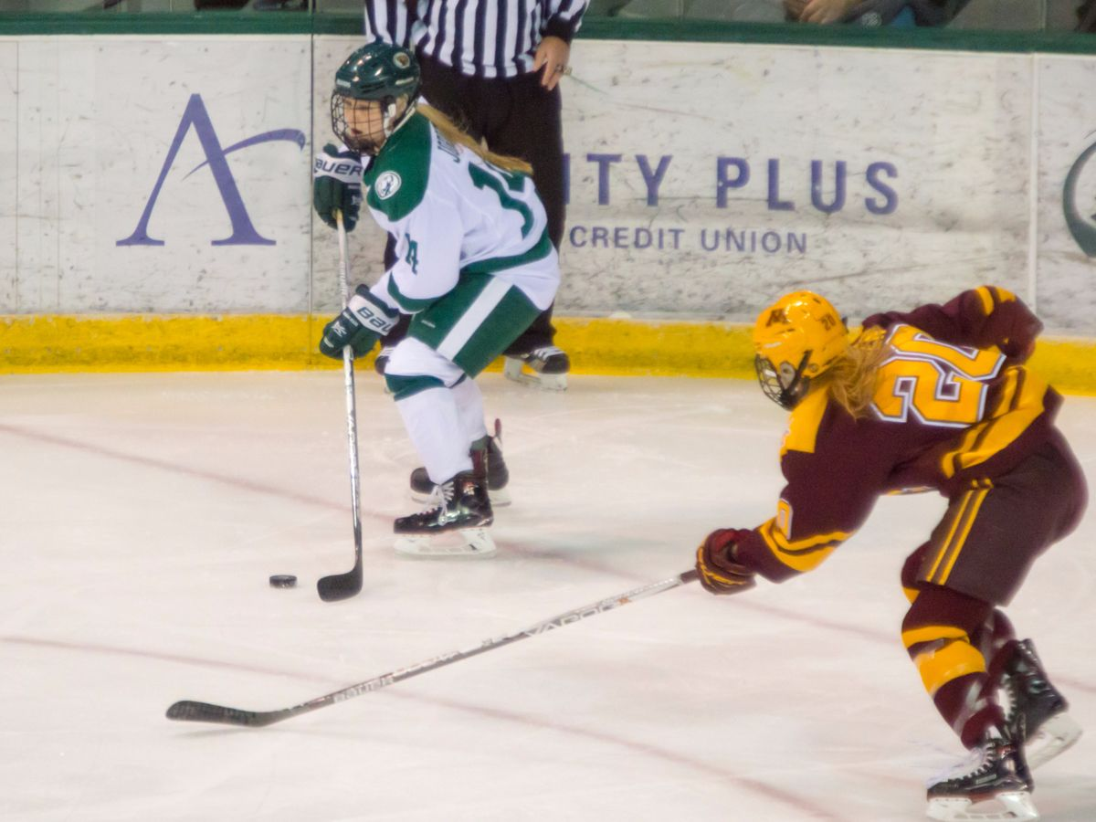 No. 6/5 Gophers best Beavers in overtime