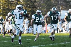 2010 Football Green/White Game